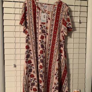 LulaRoe Jessie 2xl Dress BNWT